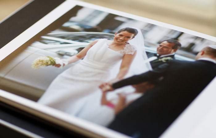 Photograph of Jorgensen Wedding Album London
