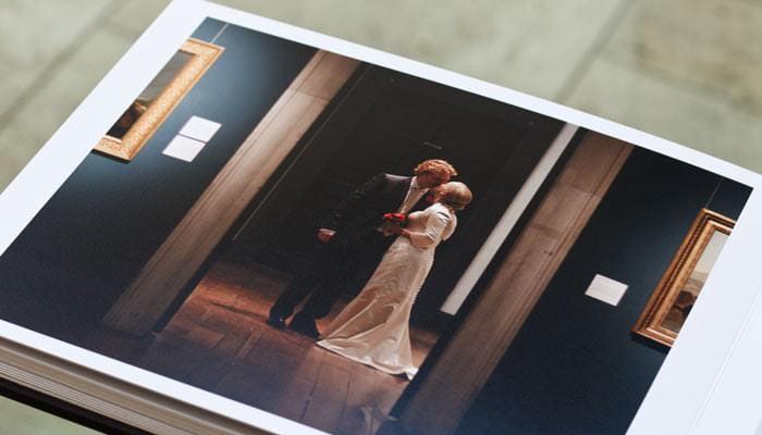 Jorgensen Wedding Album - Layout