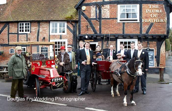 Wedding Photograph Surrey