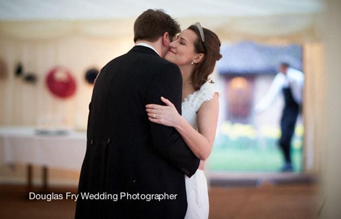 Wedding Photograph Surrey - Reception