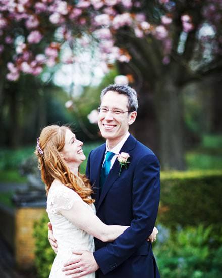 Wedding Photograph Pembroke Lodge, Richmond