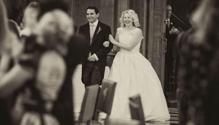 Wedding Photographer Inner Temple