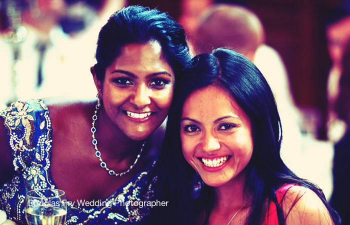 Photograph at Inner Temple, London - guests