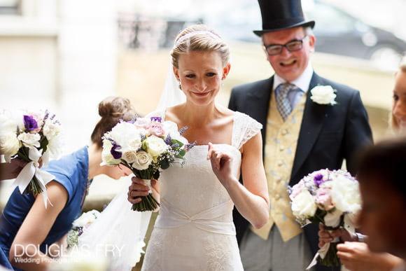Wedding Photography at St Etheldredas Church & Gray's Inn, London 1
