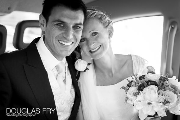 St Etheldredas Church Service Wedding Photography