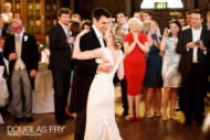 wedding photograph of couple dancing at Gray's Inn in London