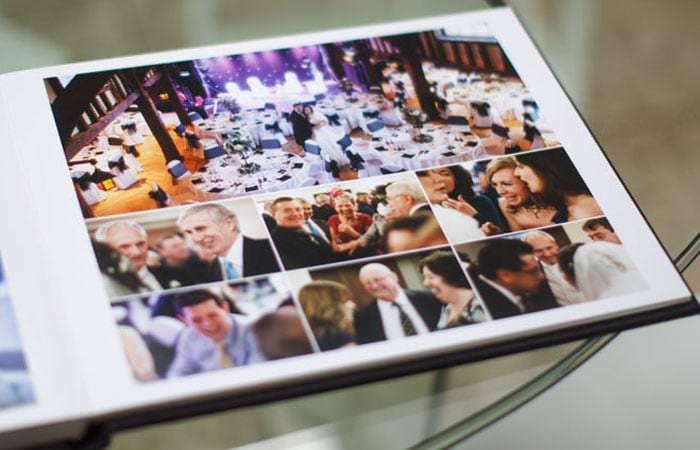 Jorgensen Wedding Album - Guests