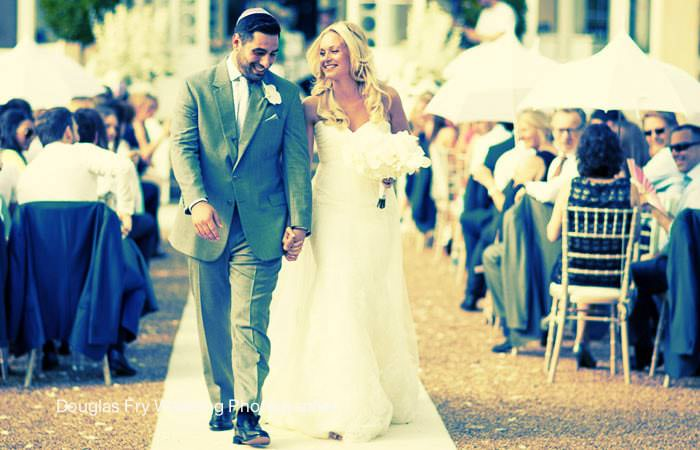 Wedding Photographer Syon Park Ceremony