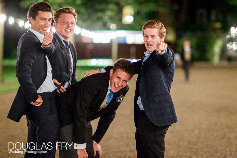 Boys at Gay's Inn In London