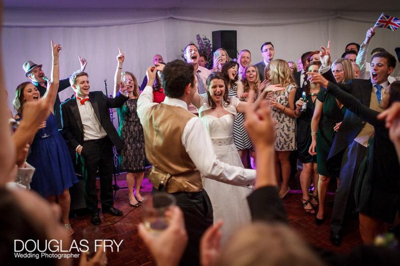 Dancing photography at Gray's Inn wedding in London