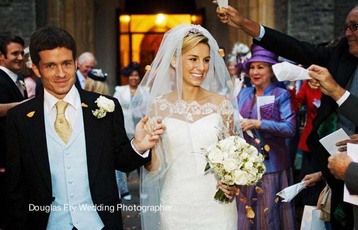 Wedding Photographer at Church - St Paul's Knightsbridge, London