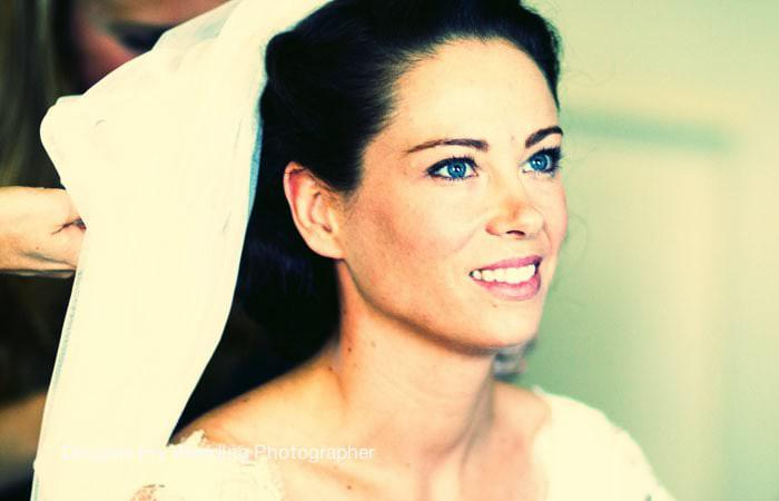 Bride at The Royal Hospital, Chelsea, London