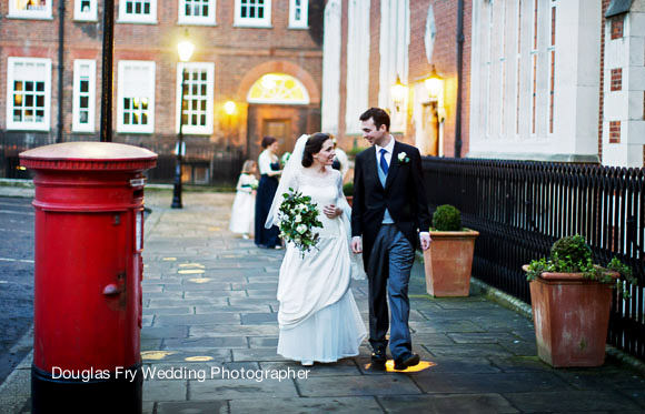 Wedding Photography Gray's Inn, London