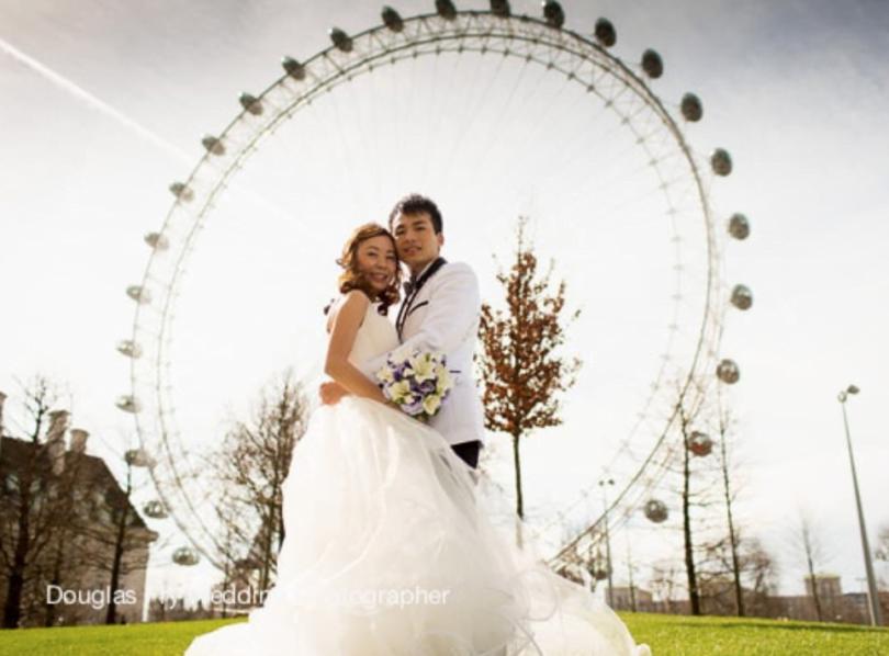 Photography around London sites