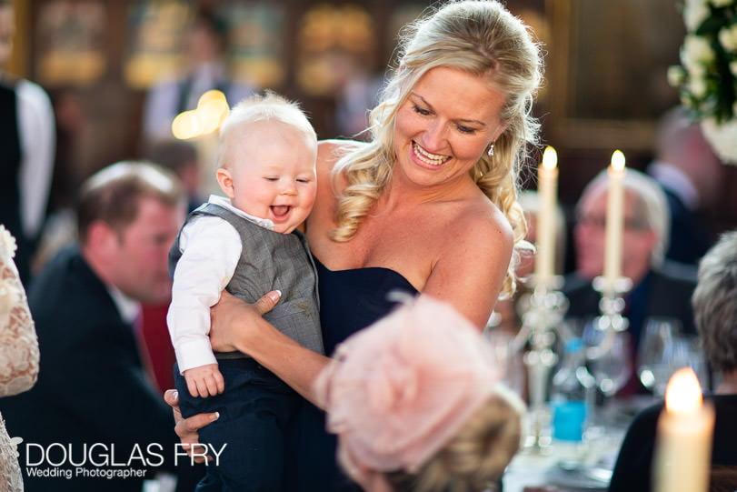 Wedding Photographer Lincolns Inn London - baby
