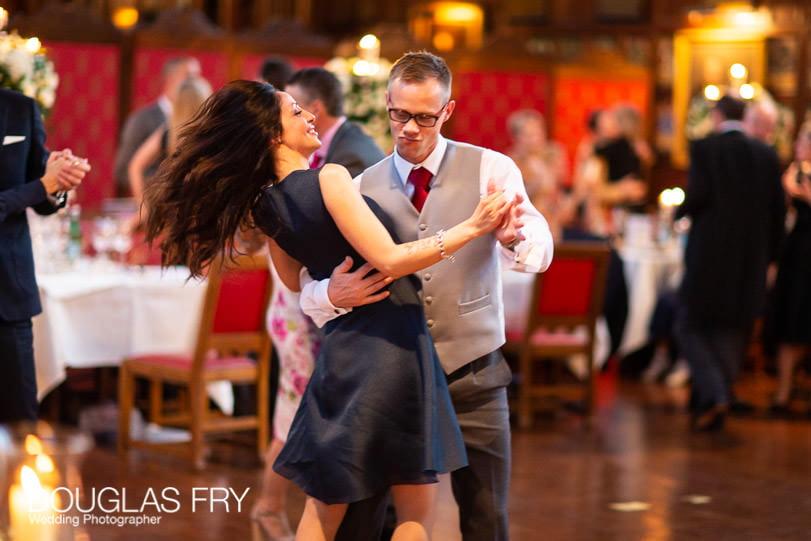 Wedding Photographer Lincolns Inn London - dancing