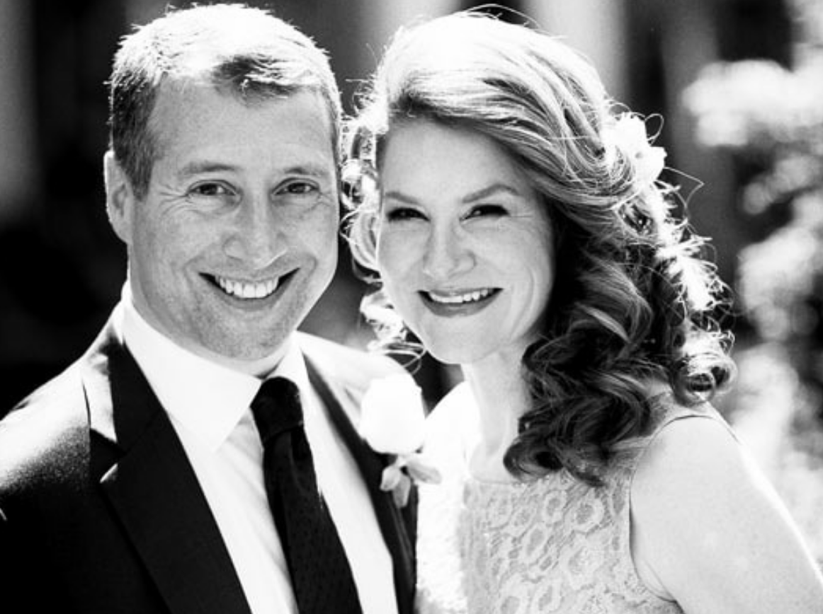 Couple photographed together by Douglas Fry Wedding Photographer at the Mandarin Oriental