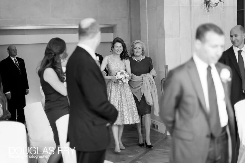 Wedding Photography at Mandarin Oriental Hotel ceremony