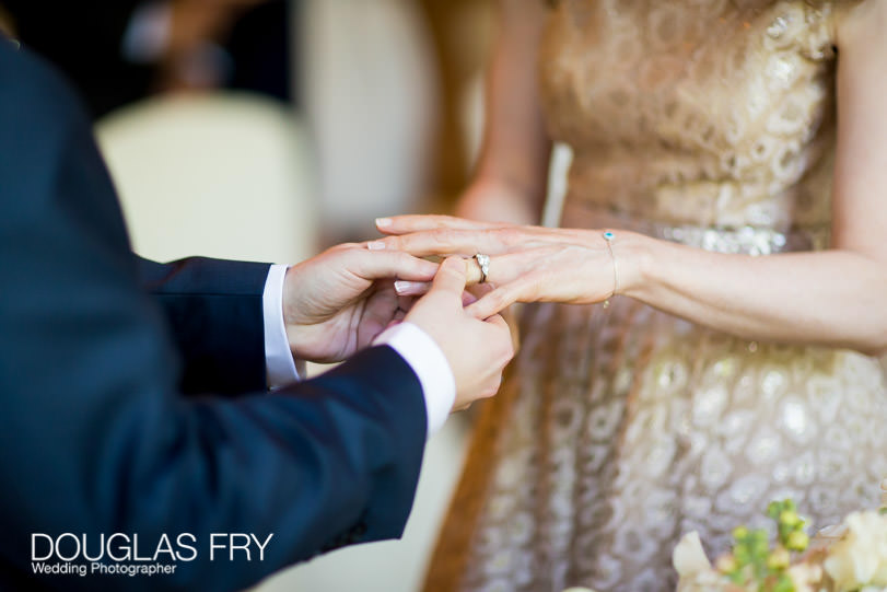 Wedding Photography at Mandarin Oriental Hotel Rings