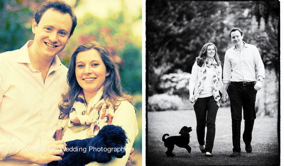 South Kensington Engagement Photographs