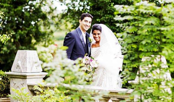 Wedding Photographer at Friern Manor Essex