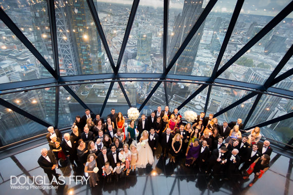 3 Best Things about The Gherkin - London Wedding Venue 4