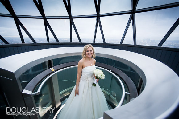 3 Best Things about The Gherkin - London Wedding Venue 6