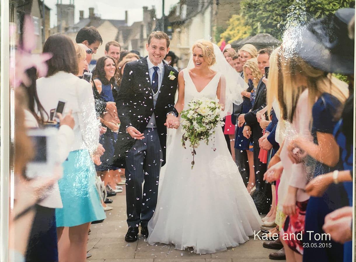Photobook-wedding - layouts