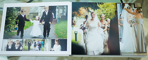 Jorgensen Wedding Album