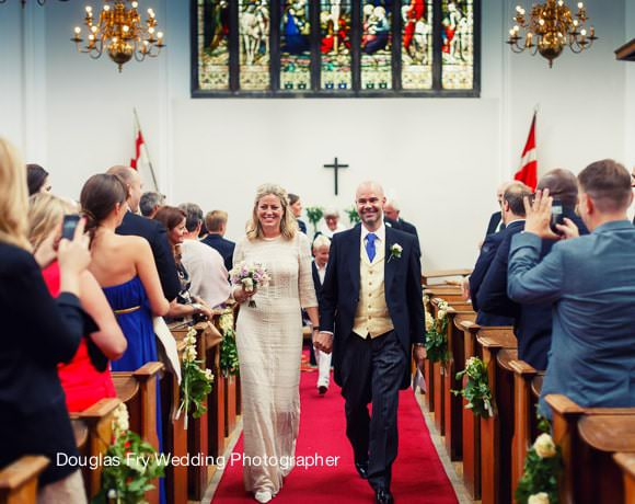 Danish Wedding - Photography London