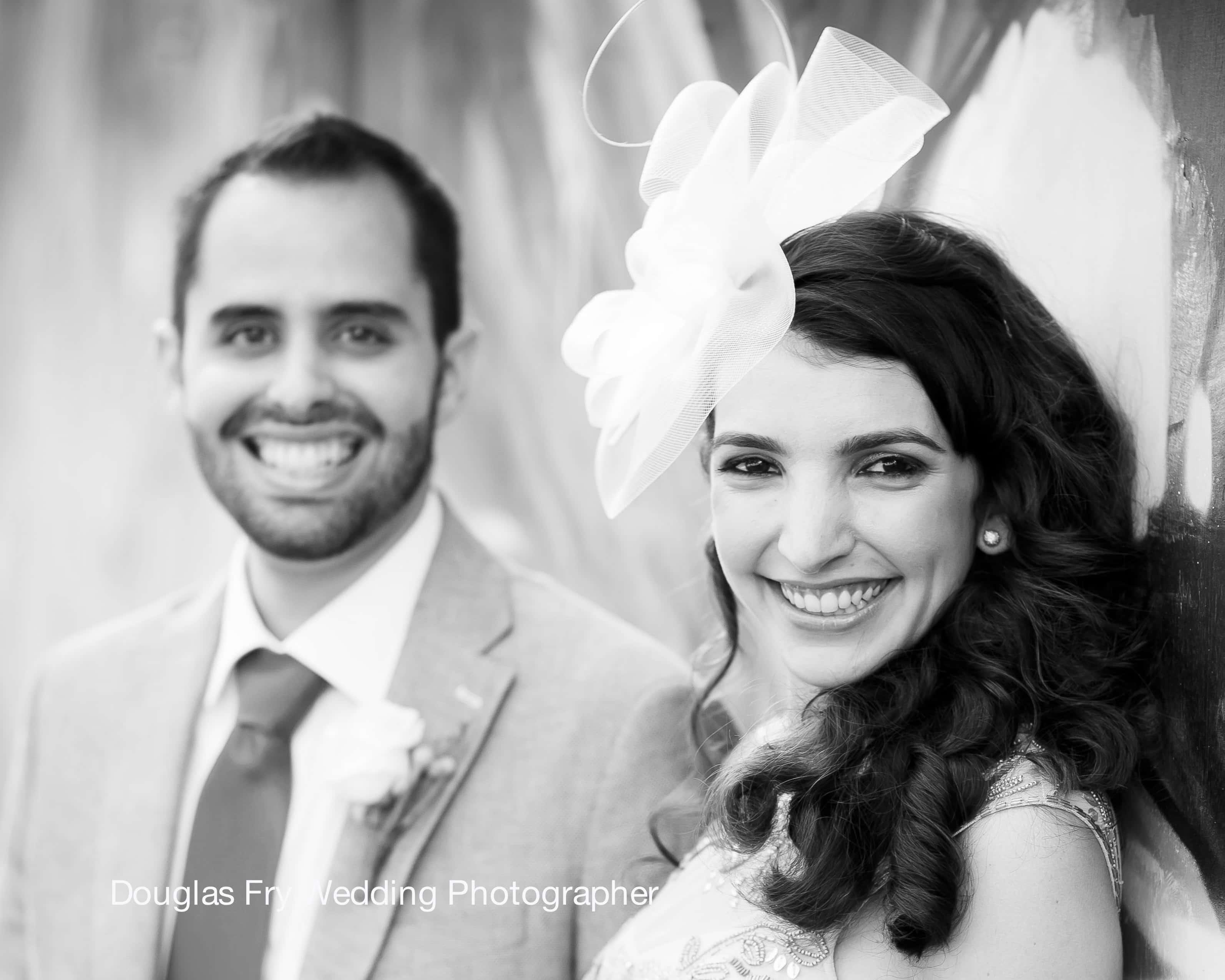 Wedding Photograph Veronica in Shoreditch