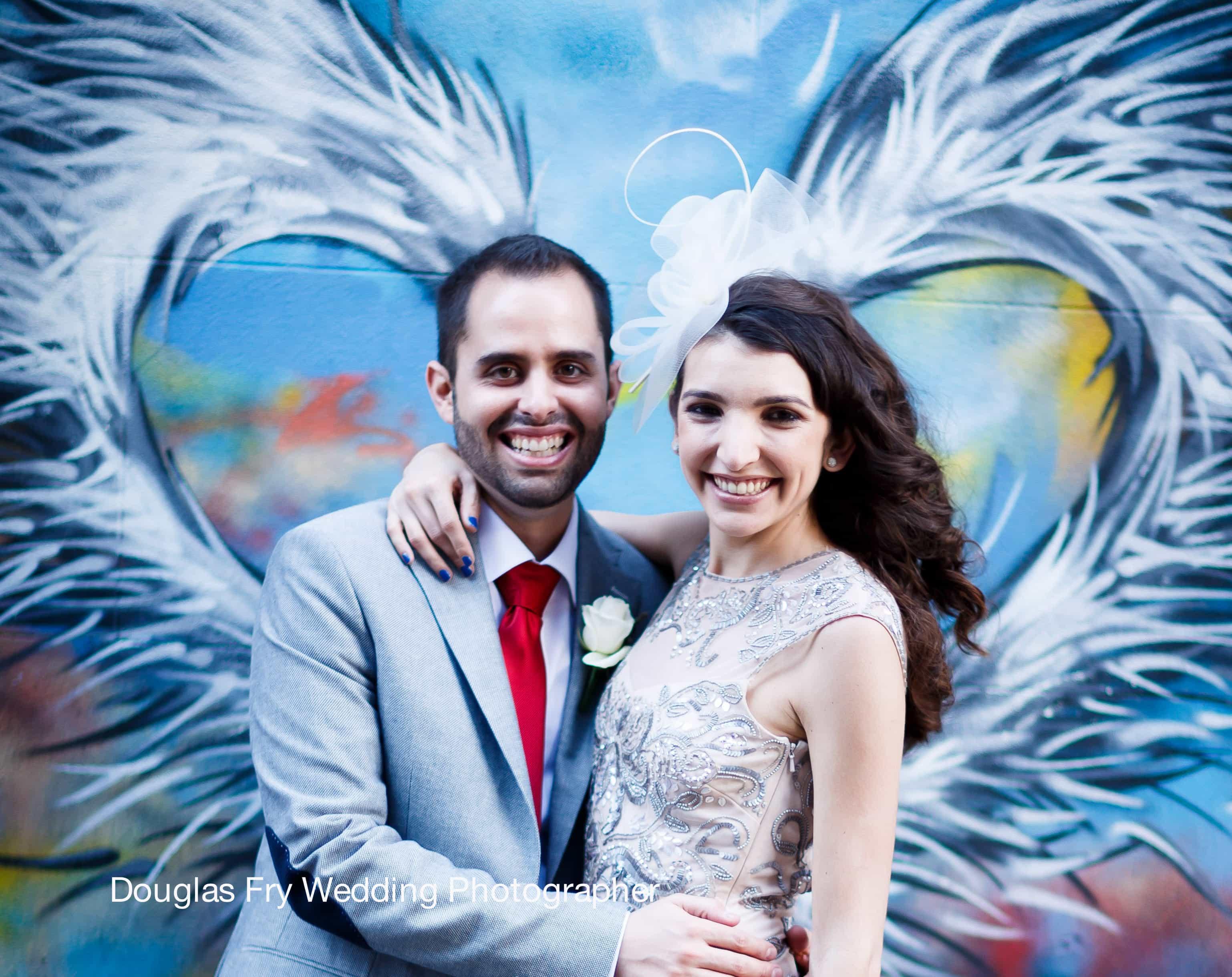 Wedding Photograph Shoreditch