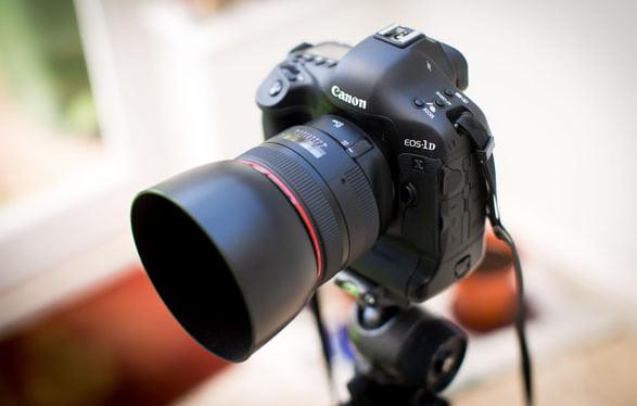 Canon Professional Camera