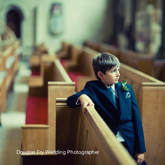 Wedding Photographer Inner Temple - Page Boy