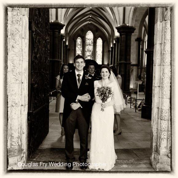 Wedding Photographer Inner Temple - Bride and Groom