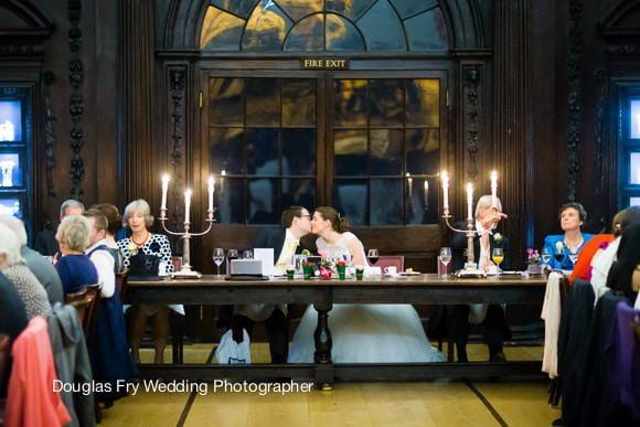 Sationers' Hall Wedding Photograph