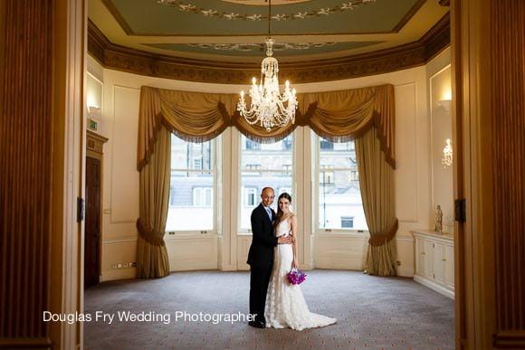 Wedding Photograph at 28 Portland Place
