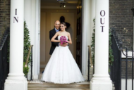 Wedding photography at the In and Out club