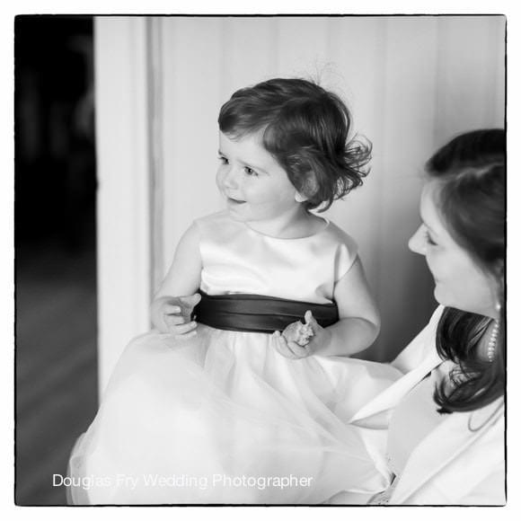 Bridesmaid at Cannizaro Hotel