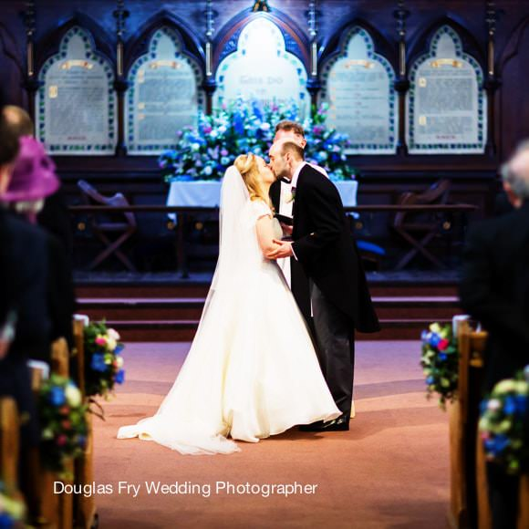 Wedding Photograph in London by Douglas Fry