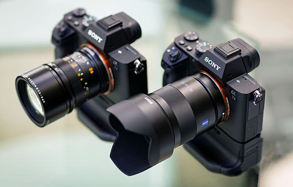 New Sony Cameras for Top Quality Wedding Photography
