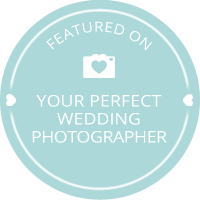Your Perfec Wedding Photographer Logo