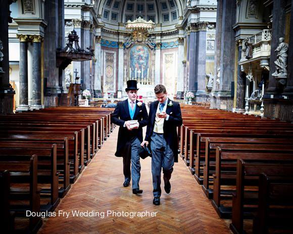 Wedding Photographer Church Brompton Oratory