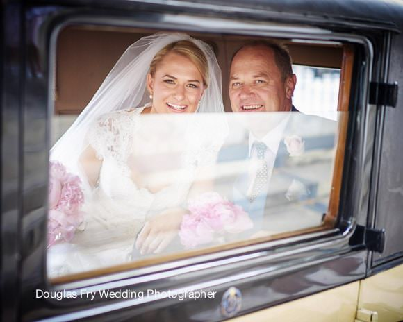 Wedding Photographer Car Brompton Oratory