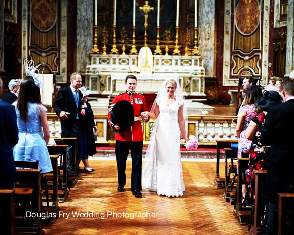 Wedding Photographer Church Brompton Oratory