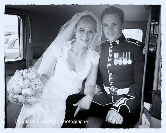 Wedding Photographer Confetti Brompton Oratory