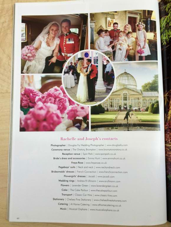 Real Wedding Feature - more photograpy of the day