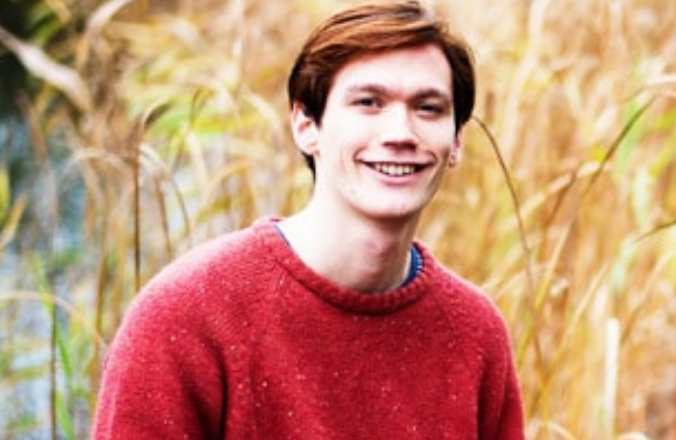 Photograph of boy during Oxford family photo shoot