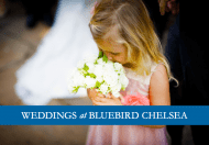Wedding Photographed at Chelsea Old Church and the Bluebird in London