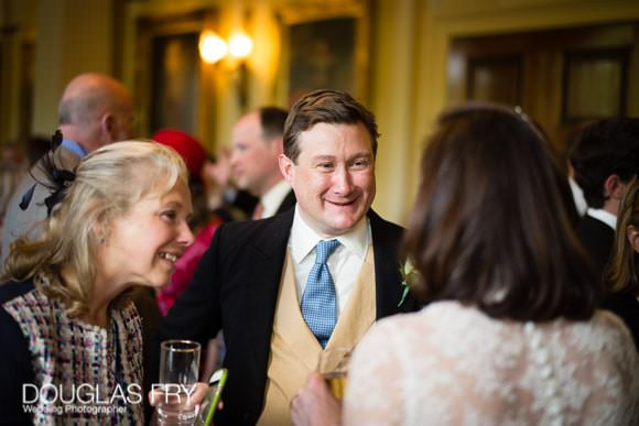 Wedding Photogaph taken at Cavalry and Guards Club